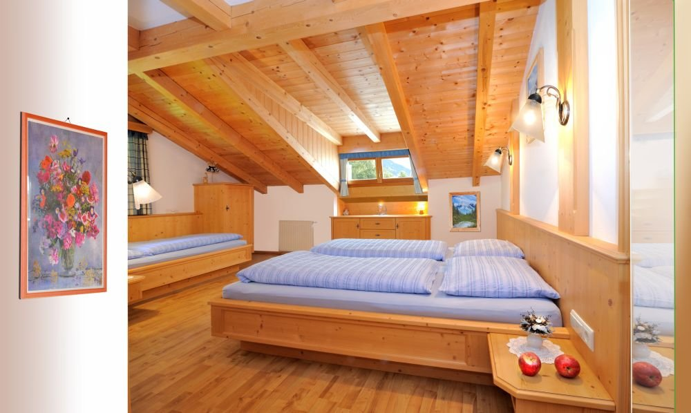 Appartamenti per le vacanze in un ambiente speciale al maso Jagerhof