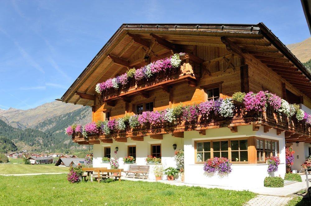 Jagerhof: Urlaub auf dem Bauernhof in Ridnaun