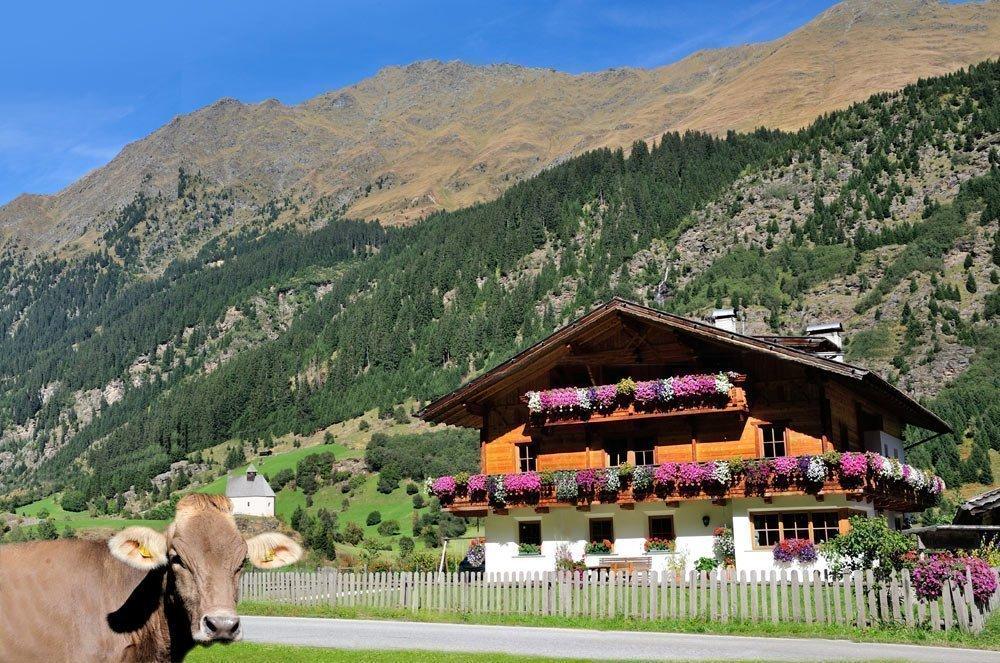 Jagerhof in Ridnau - Südtirol
