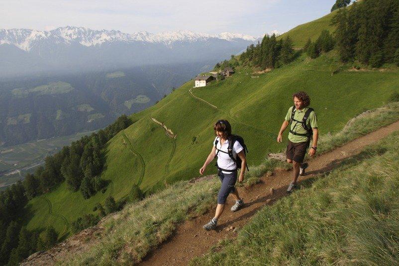 Vacanze in Val Ridanna: escursioni in un ambiente alpino
